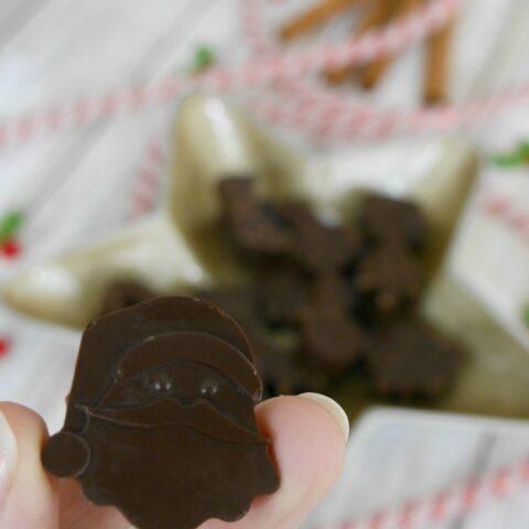 Low Carb Christmas Chocolates