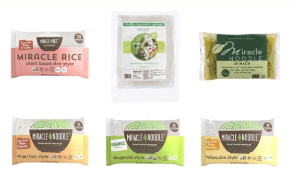 Miracle Noodles Sampler Pack