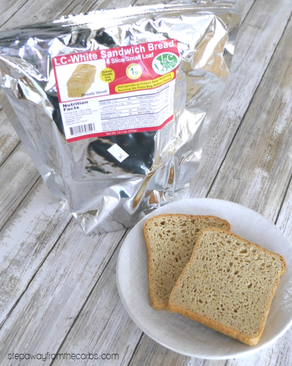 LC Foods Fresh Baked White Bread (Small Loaf)