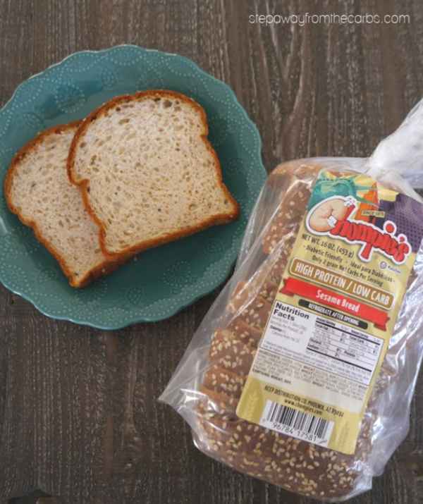 Chompies Carbs Not! High Protein Bread