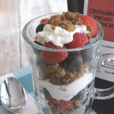 Low Carb Granola from Lolli's