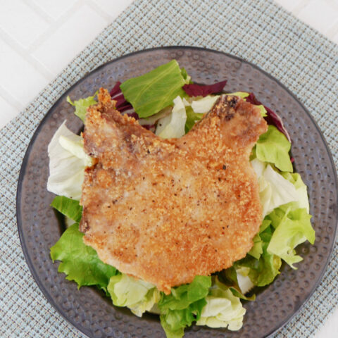 Roasted Keto Pork Chops