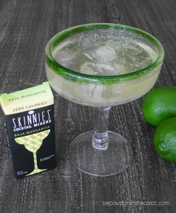 10 Low Carb Tequila Drinks - all sugar free and keto-friendly!