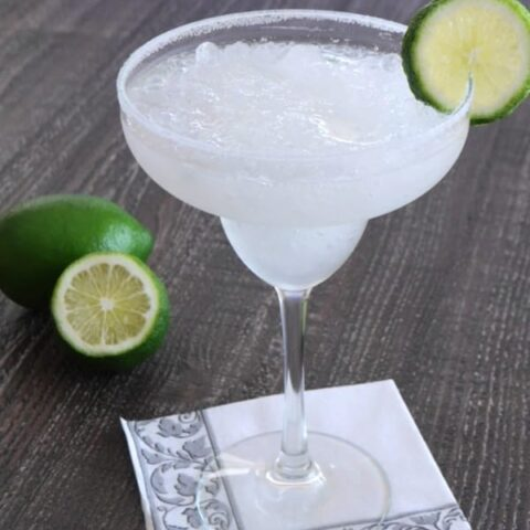 Low Carb Frozen Margarita