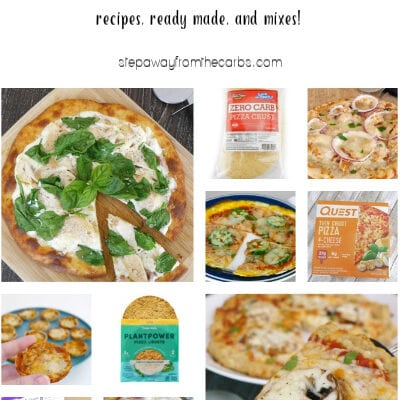 14+ Low Carb Pizza Dough Ideas
