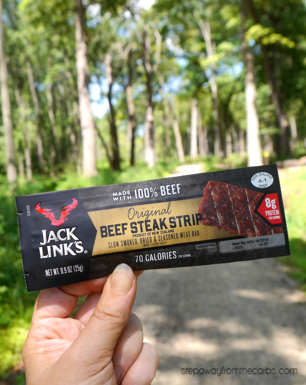 50 Ways to Enjoy Low Carb Snacking with Jack Link's Beef Steak Bars