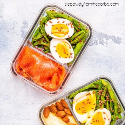 100+ Low Carb Lunch Ideas
