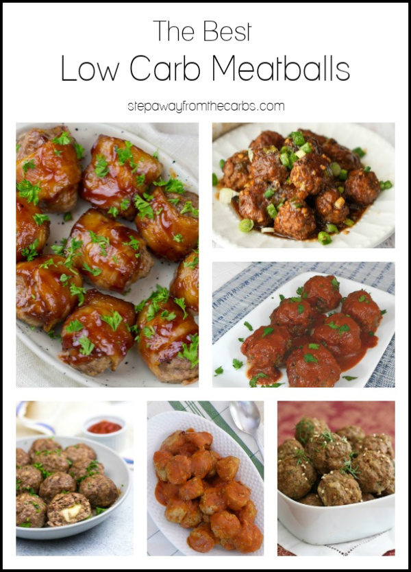 The Best Low Carb Meatballs! Delicious family friendly recipes for you to try!