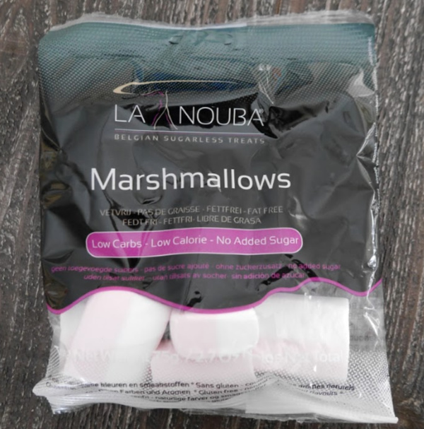 Low Carb Marshmallows