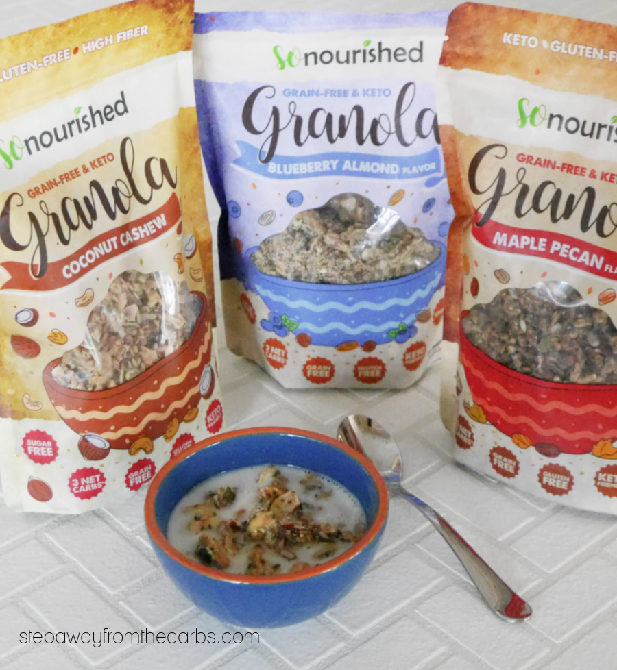 So Nourished Granola