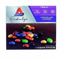 Atkins Endulge Chocolate Candies 5 Packs