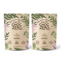 ChocZero's Keto Bark - available in 4 different flavors