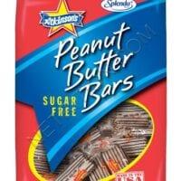 Sugar Free Peanut Butter Bars