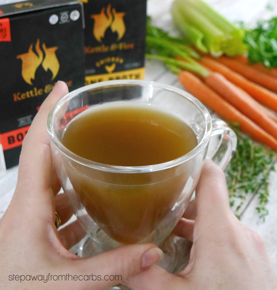 Bone Broth from Kettle & Fire