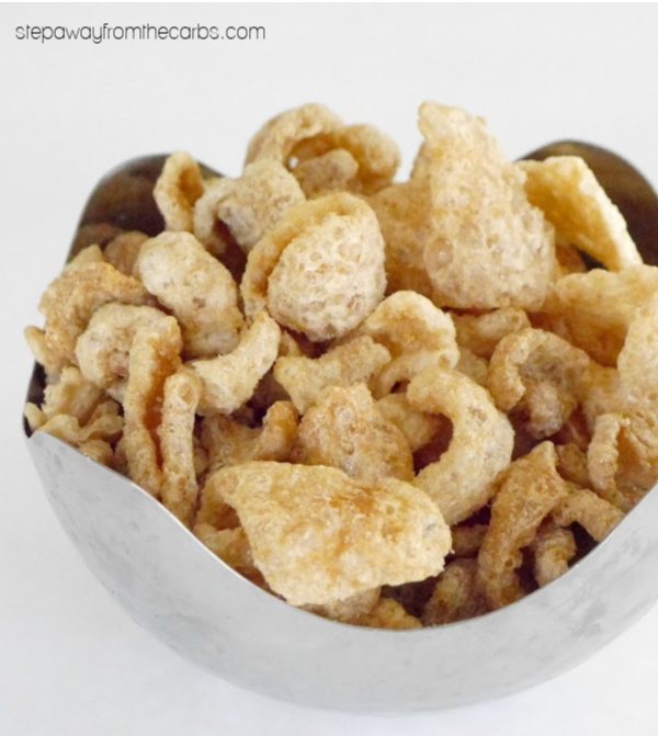 Pork Rinds - zero carb chips