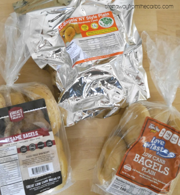 Low Carb Bagels to Buy