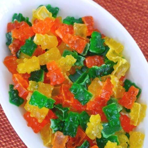Low Carb Sour Gummy Bears
