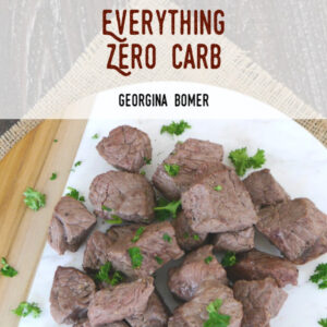 Everything Zero Carb Ebook Cover