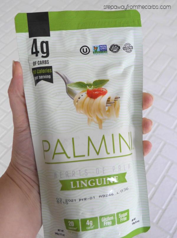 Palmini Noodles