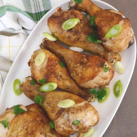 Chinese Five Spice Chicken Drumsticks