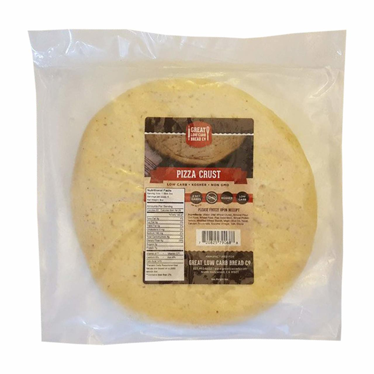 Great Low Carb Bread Company Pizza Crust