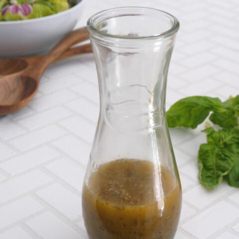 Low Carb Italian Dressing