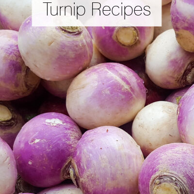 The Best Keto Turnip Recipes