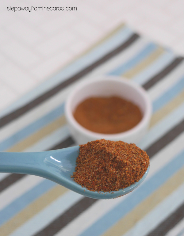 Low Carb Old Bay Seasoning - make your own version and find out all the low carb ways to use it!