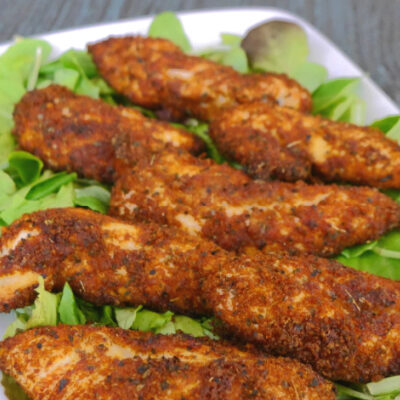 Low Carb Taco Chicken Tenders