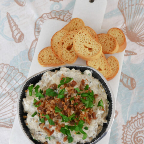 Low Carb Oyster Dip