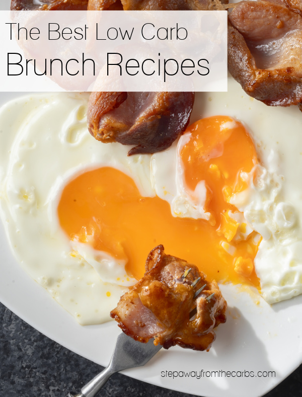 The Best Low Carb Brunch Recipes - over 30 delicious ideas to try!