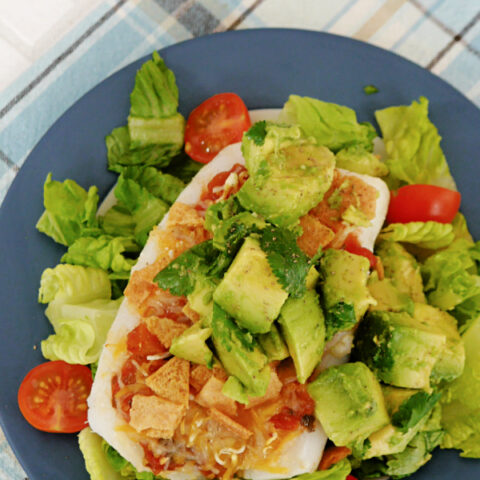 Low Carb Mexican Fish