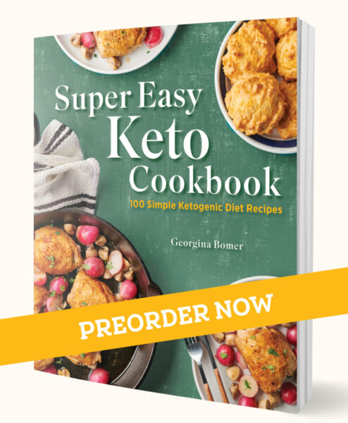 Super Easy Keto Cookbook