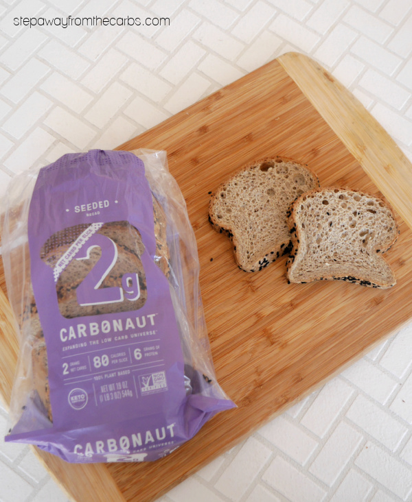 Low Carb Bread from Carbonaut