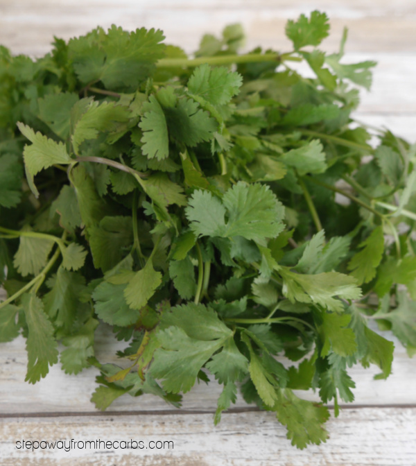 Fresh Cilantro / Coriander Leaf - Uses for Leftover Herbs