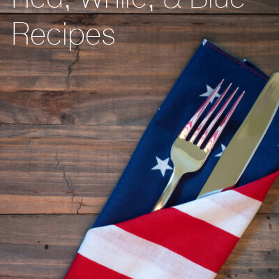 The Best Low Carb Red, White, & Blue Recipes