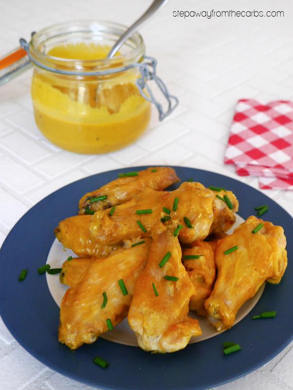 Keto Carolina Mustard BBQ Sauce - a sugar free version of this flavorful condiment