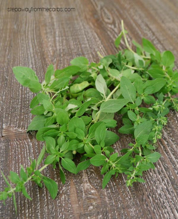 Fresh Oregano - Uses for Leftover Herbs