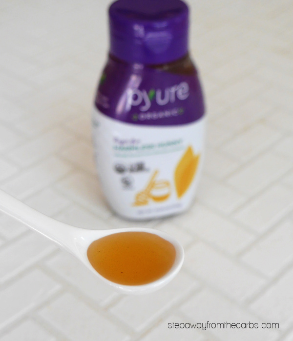 Organic Harmless Hunny by Pyure   Vegan Honey Alternative, Sugar-Free, Keto, Low Carb