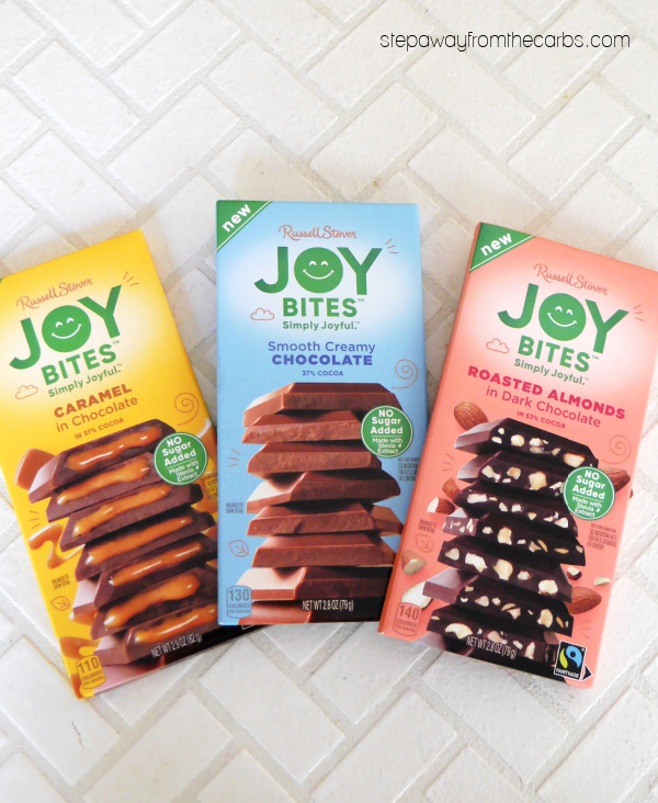 Sugar Free Joy Bites from Russell Stover