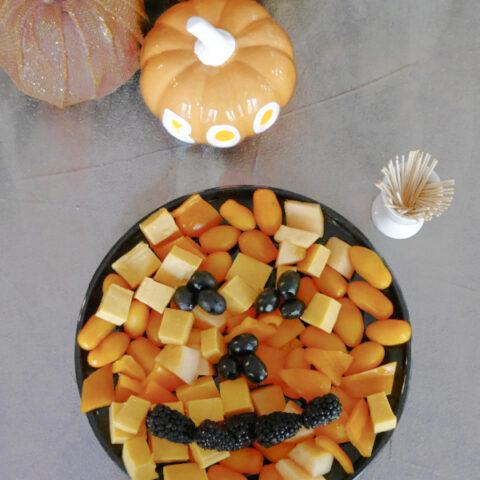 Keto Halloween Snack Tray